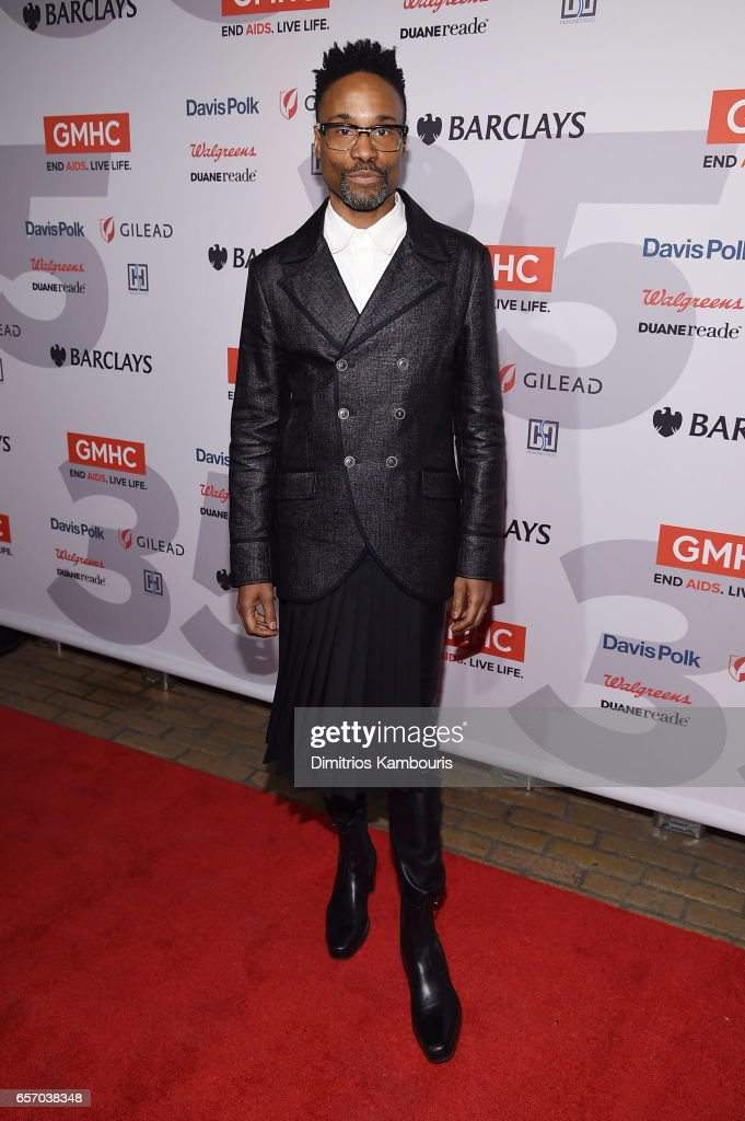 GMHC 35th Anniversary Spring Gala - Arrivals