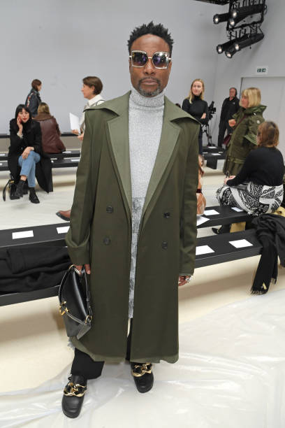 GBR: JW Anderson - Front Row - LFW February 2020