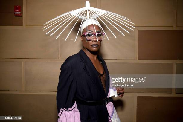 Billy Porter attends the Love Ball III at Gotham Hall on June 25 2019 in New York City