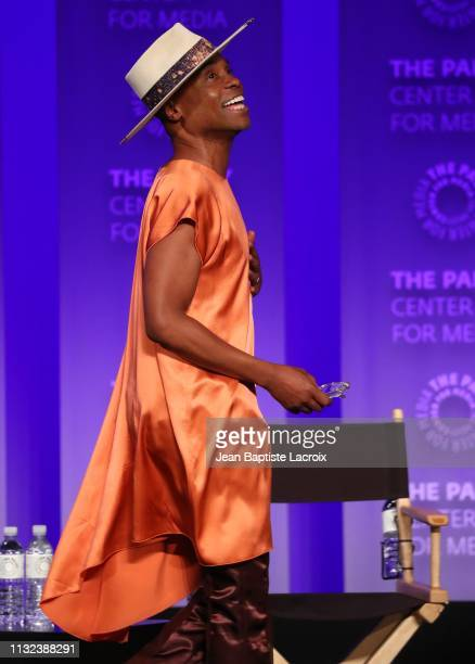 Billy Porter attends the Paley Center For Media's 2019 PaleyFest LA Pose held at the Dolby Theater on March 23 2019 in Los Angeles California