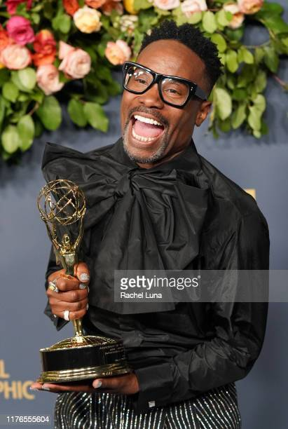 Billy Porter attends the Walt Disney Television Emmy Party on September 22, 2019 in Los Angeles, California.