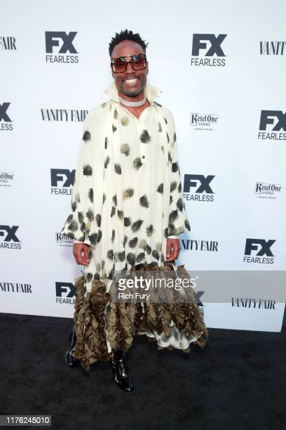 Billy Porter attends Vanity Fair and FX's annual Primetime Emmy Nominations Party on September 21, 2019 in Century City, California.