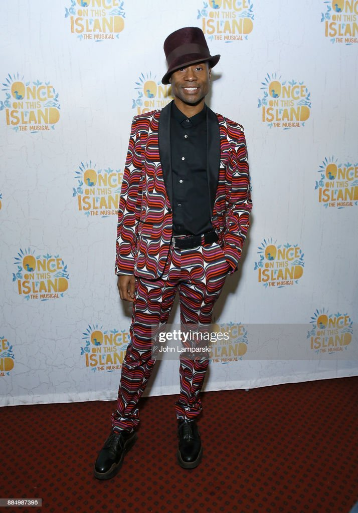 """Once On This Island"" Broadway Opening Night - Arrivals & Curtain Call"
