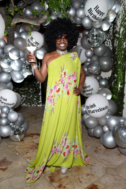 CA: Ketel One Family Made Vodka Hosts Billy Porter's Marvelous 50th Birthday Celebration