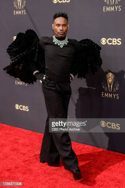Billy Porter from Pose attends the 73RD EMMY AWARDS on Sunday, Sept. 19 on the CBS Television Network and available to stream live and on demand on...