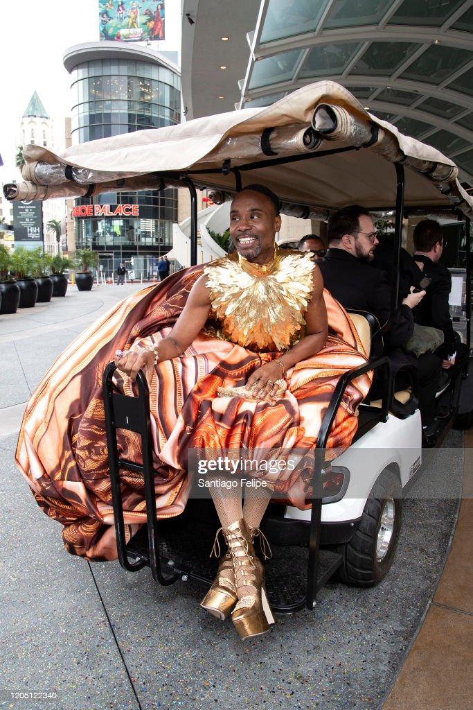 "Billy Porter Celebrates Oscar Weekend In Los Angeles"" : News Photo"
