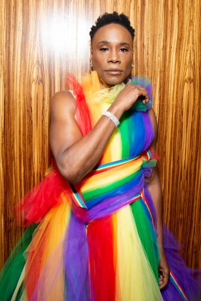 NY: Billy Porter Gets Ready For WorldPride NYC 2019