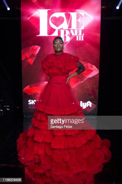 Billy Porter performs onstage during Love Ball III at Gotham Hall on June 25 2019 in New York City