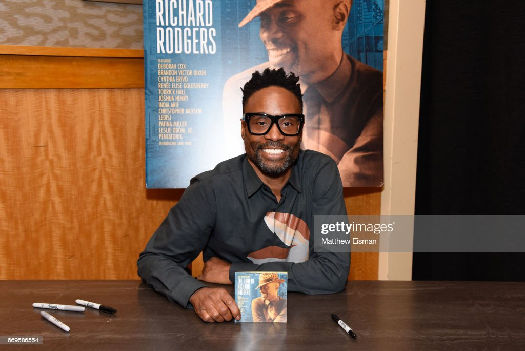 Billy Porter & India.Arie CD Signing & Performance