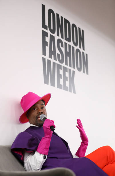 GBR: Diversity & Inclusivity In The Fashion & Entertainment Industries - LFW September 2019