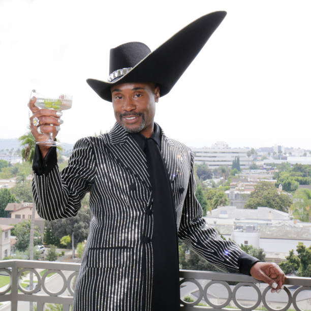 CA: Billy Porter Gets Ready For The 71st Emmy Awards With A Marvelous Ketel One Martini