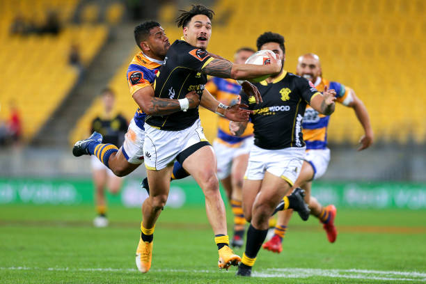 NZL: Mitre 10 Cup Rd 3 - Wellington v Bay of Plenty