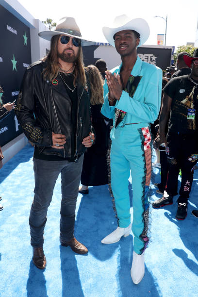 CA: BET Awards 2019 - Red Carpet