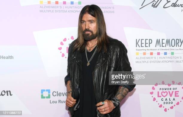 Billy Ray Cyrus attends the 24th annual Keep Memory Alive 'Power of Love Gala' benefit for the Cleveland Clinic Lou Ruvo Center for Brain Health at...