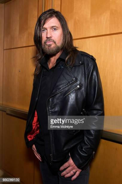 Billy Ray Cyrus attends the Celebrity Fight Night's Founders Club Dinner on March 9 2018 in Phoenix Arizona