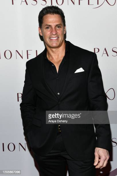 Billy Rick attends Passionflix's The Will Los Angeles Premiere on February 12 2020 in Culver City California
