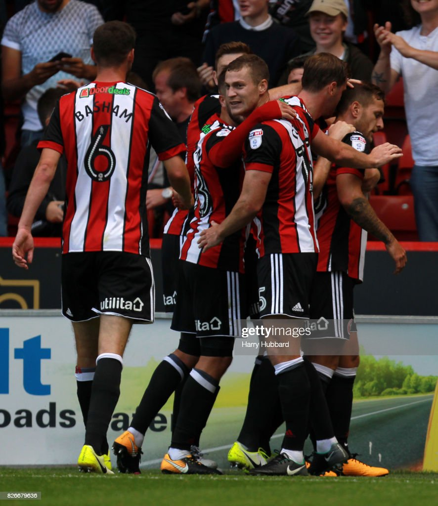 Sheffield United v Brentford - Sky Bet Championship