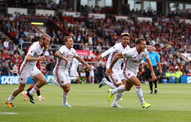 GBR: AFC Bournemouth v Sheffield United - Premier League