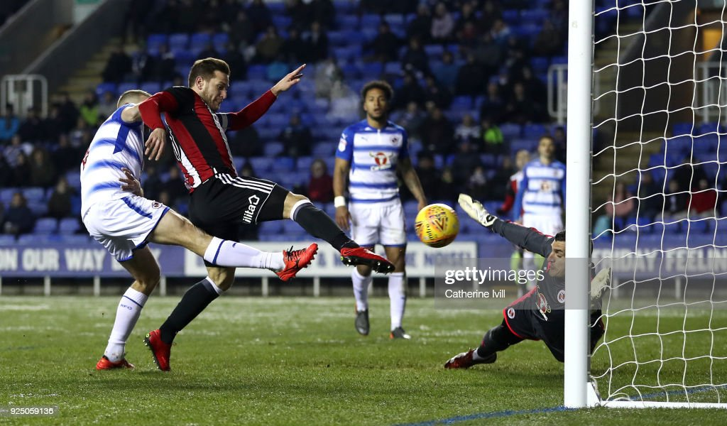 Reading v Sheffield United - Sky Bet Championship