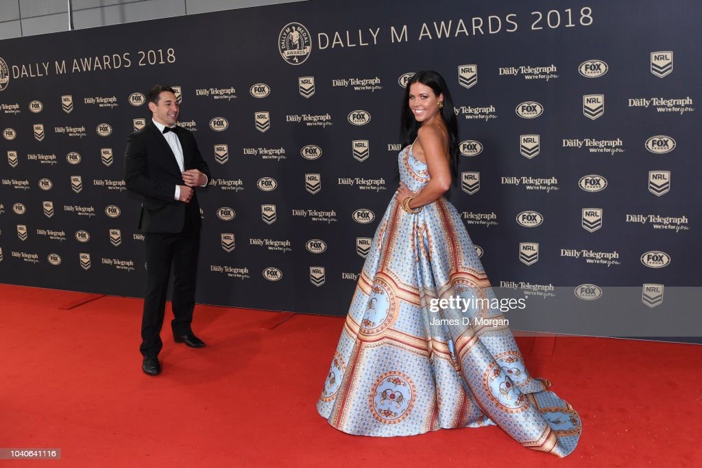 Celebrities Attend 2018 Dally M Awards