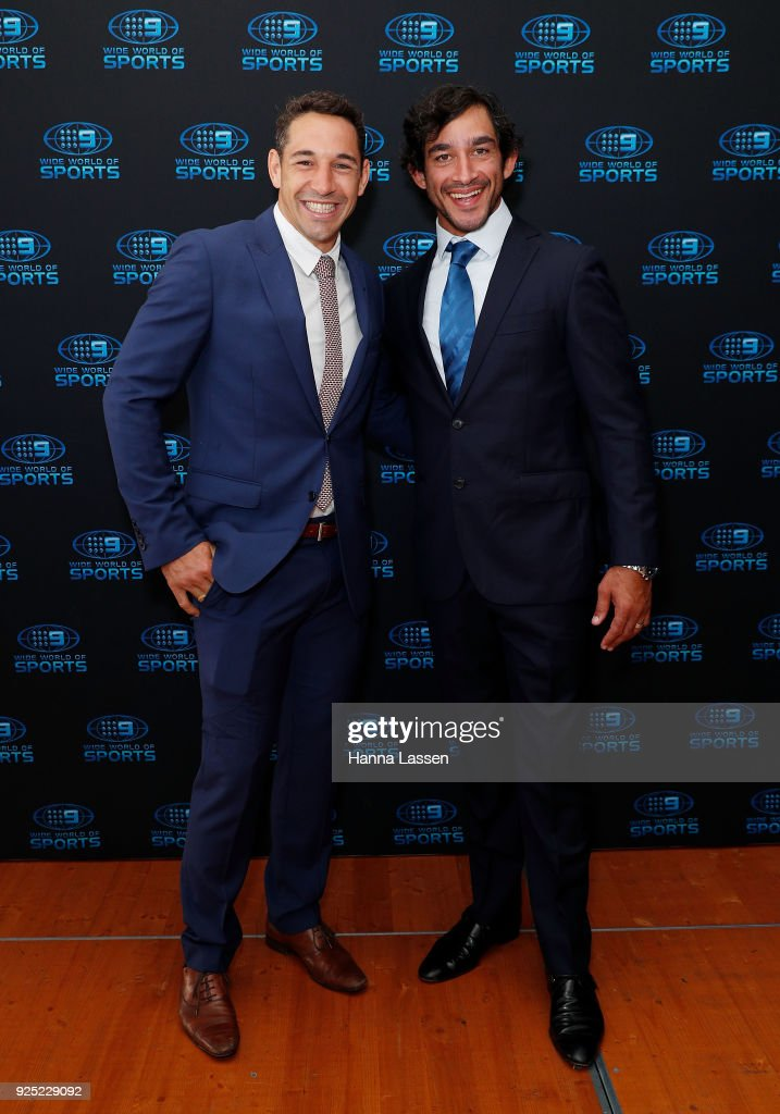 Nine Network 2018 NRL Launch - Photocall