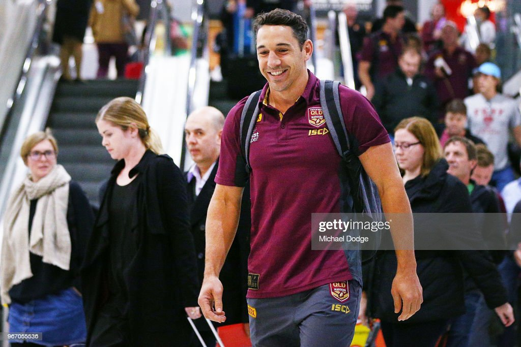 Billy Slater Press Conference