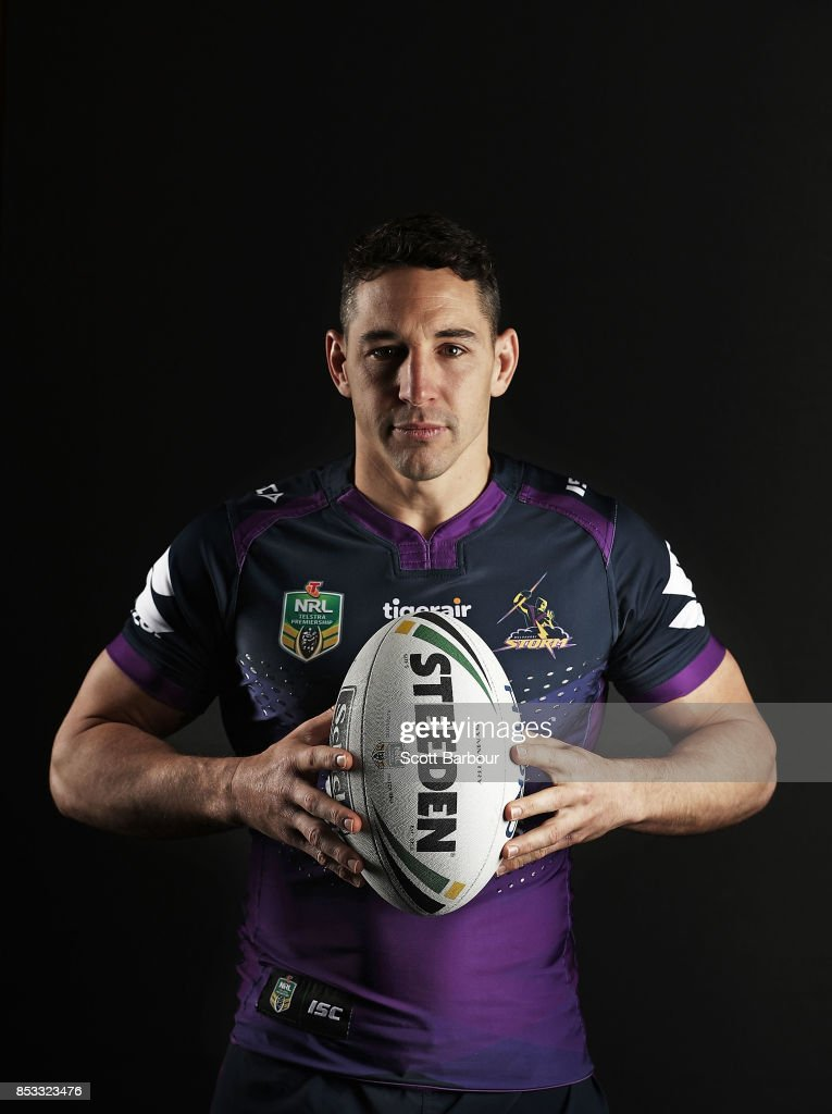 Melbourne Storm Media & Training Session