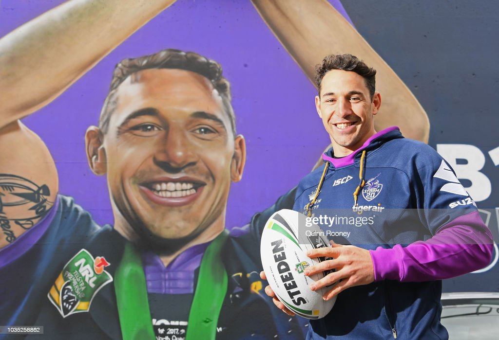 Melbourne Storm Media Opportunity