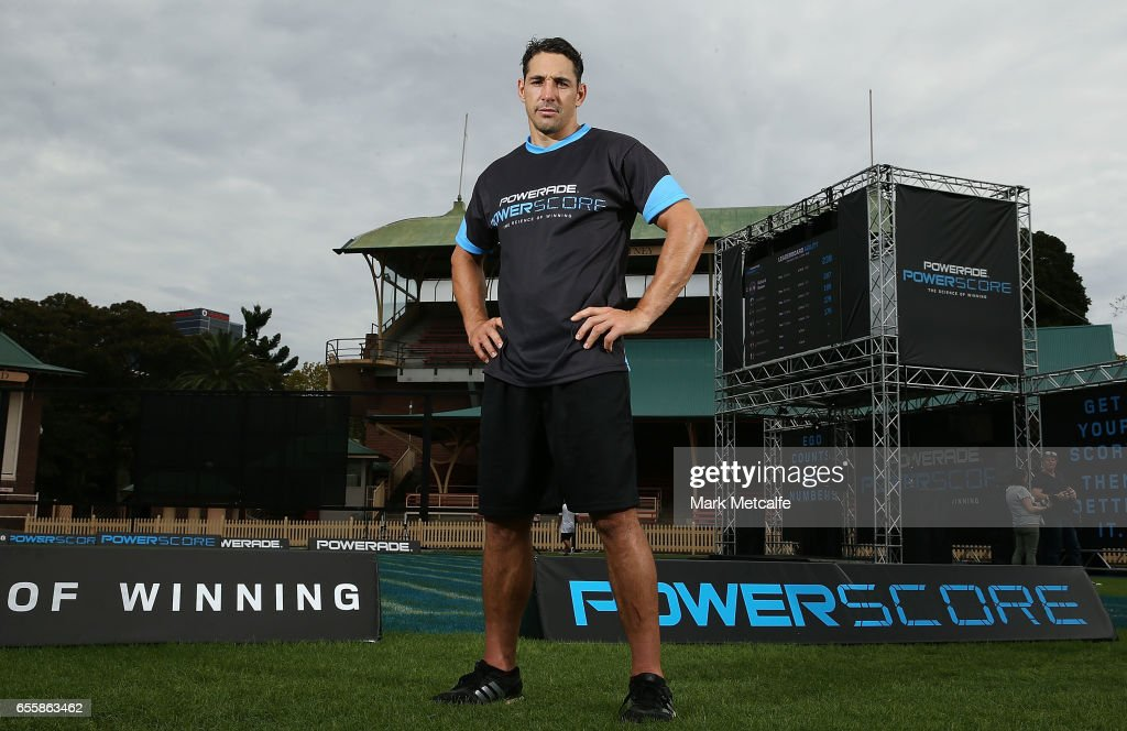 Powerade Powerscore Launch Event