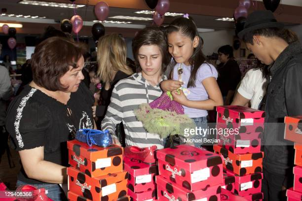 Billy Unger and guests at the Kids In Distressed Situations Benefit Hosted By Bella Thorne And OohLaLa Couture on February 12, 2011 in Los Angeles,...