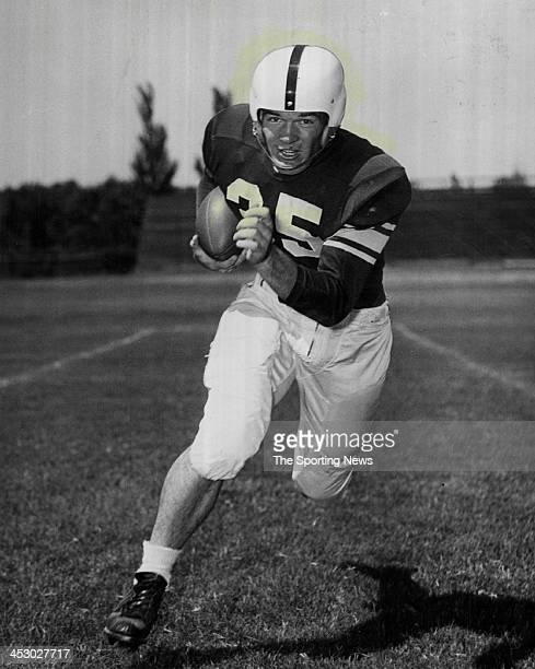 Billy Vessels if the Oklahoma Sooners circa 1952 in Norman Oklahoma