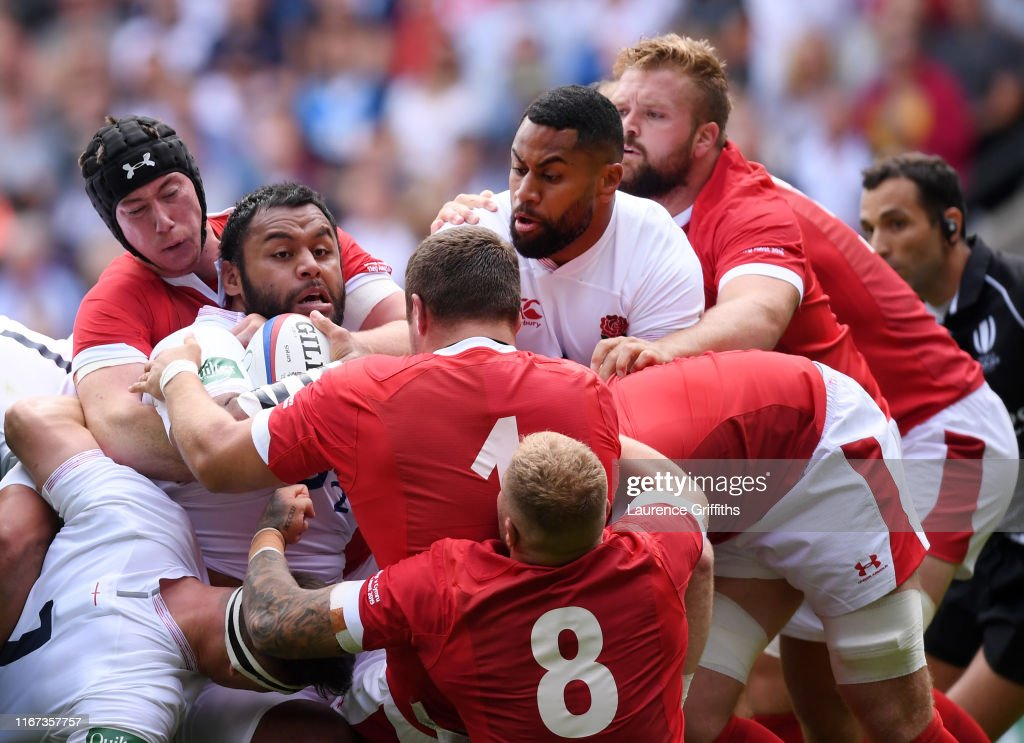 England v Wales - 2019 Quilter International : News Photo