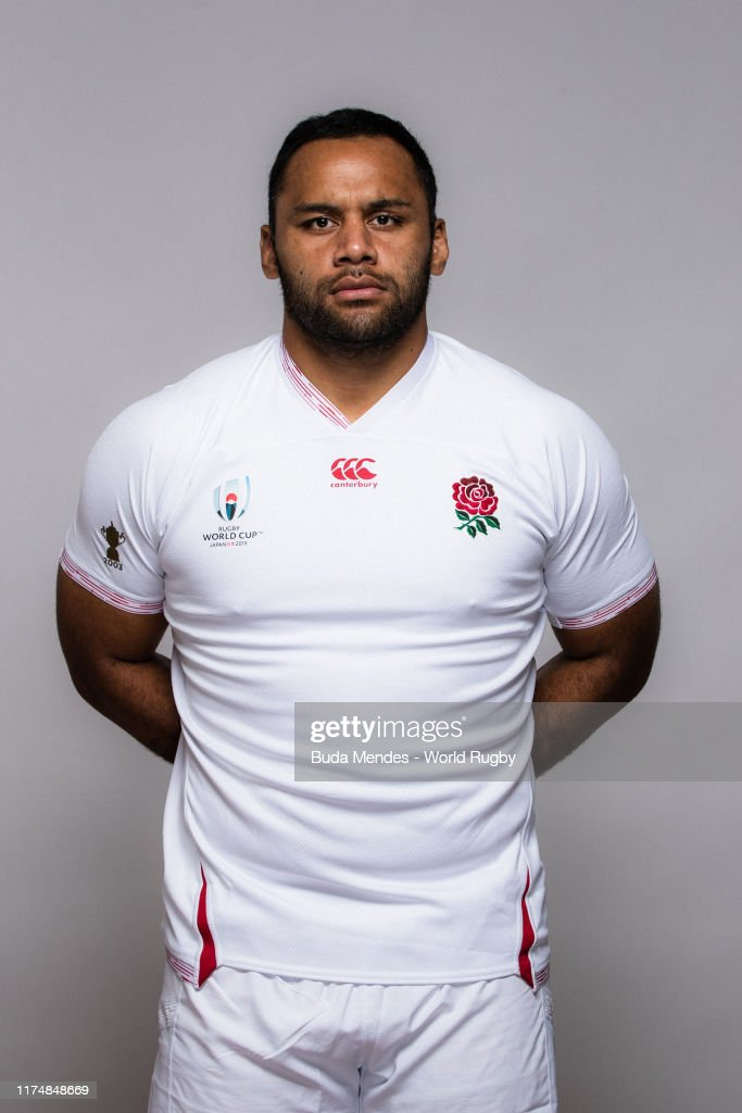 England Portraits - Rugby World Cup 2019 : News Photo