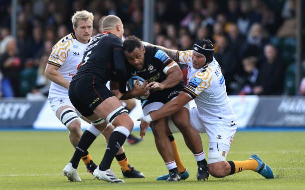 GBR: Saracens v Wasps - Gallagher Premiership Rugby