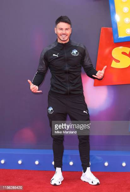 Billy Wingrove attends the Toy Story 4 European Premiere at Odeon Luxe Leicester Square on June 16 2019 in London England