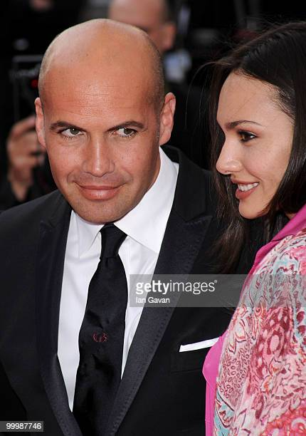 Billy Zane and guest attends the 'Poetry' Premiere at the Palais des Festivals during the 63rd Annual Cannes Film Festival on May 19 2010 in Cannes...