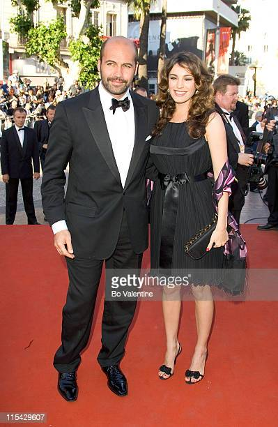 """Billy Zane and Kelly Brook during 2006 Cannes Film Festival - """"Marie Antoinette"""" Premiere at Palais des Festival in Cannes, France."""
