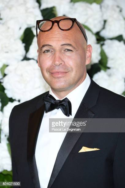 Billy Zane attends the 69th Monaco Red Cross Ball Gala at Sporting MonteCarlo on July 28 2017 in MonteCarlo Monaco