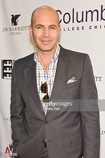 Billy Zane attends the premiere of 'The Last Rites of Joe May' during the opening night of the 47th Chicago International film festival at the Harris...