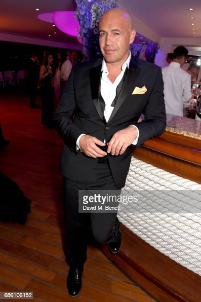 Billy Zane attends the Vanity Fair and Chopard Party celebrating the Cannes Film Festival at Hotel du CapEdenRoc on May 20 2017 in Cap d'Antibes...