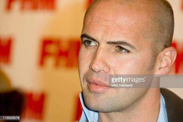 Billy Zane during 2005 FHM Sexiest Women Party at Umbaba in London Great Britain