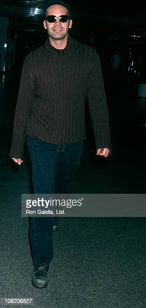 Billy Zane during Billy Zane Sighting at Miami International Airport February 5 1998 at Miami International Airport in Miami Florida United States