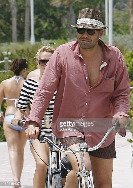 Billy Zane during Billy Zane Sighting In South Beach May 21 2007 in South Beach Florida United States