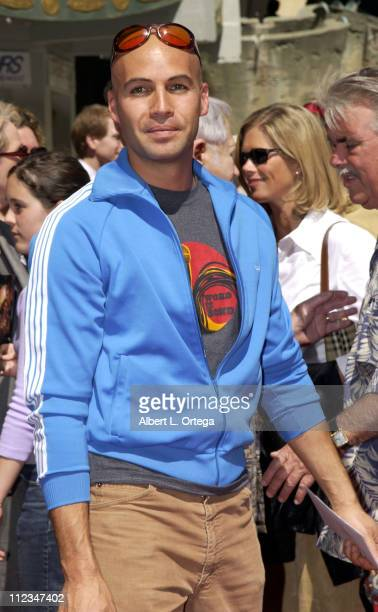 Billy Zane during 'Star Wars Episode II Attack of the Clones' Charity Premiere Los Angeles at Grauman's Chinese Theater in Hollywood California...