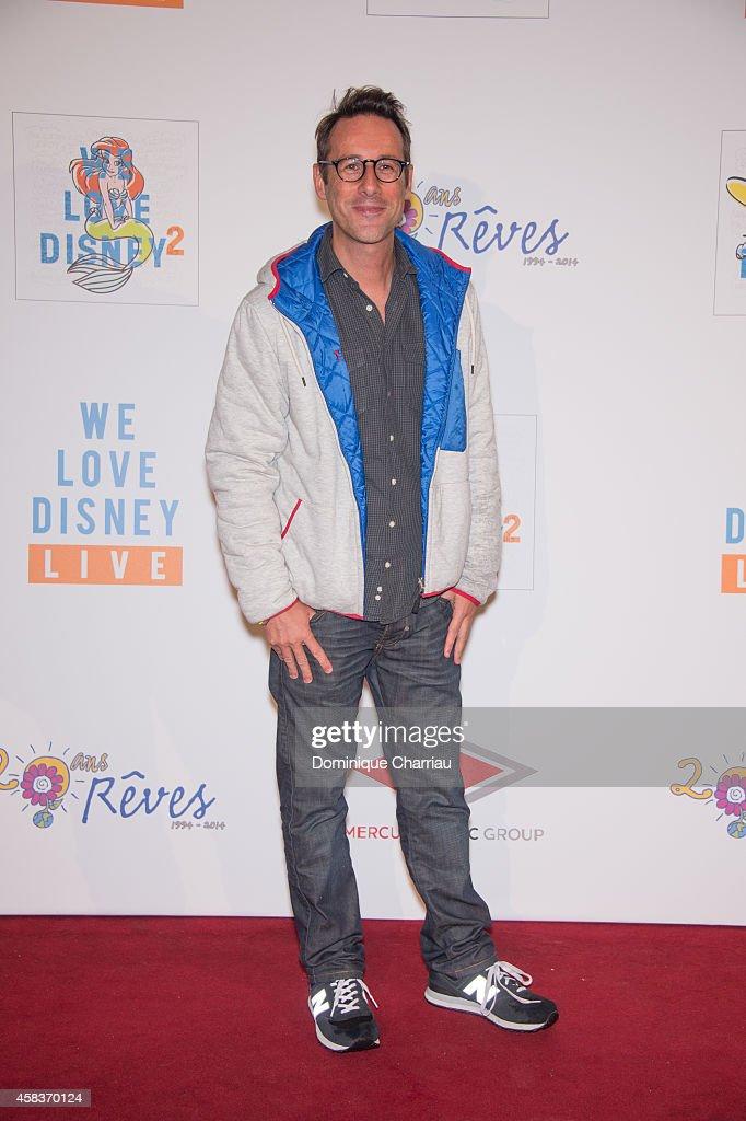 Bily Attends U0027WE Love Disneyu0027 Premiere To Benefit U0027Reves Associationu0027 At Le