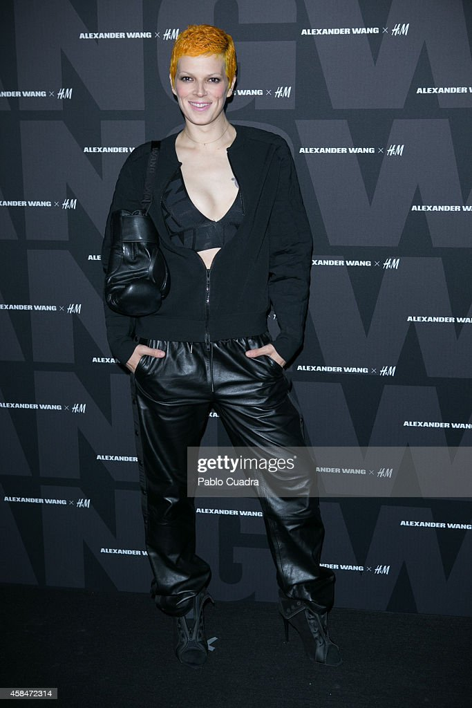 Alexander Wang X H&M Party in Madrid