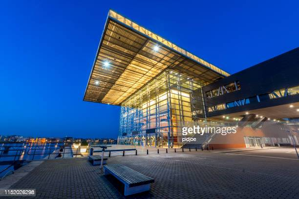 bimhuis, amsterdam. the netherlands - performing arts center stock pictures, royalty-free photos & images