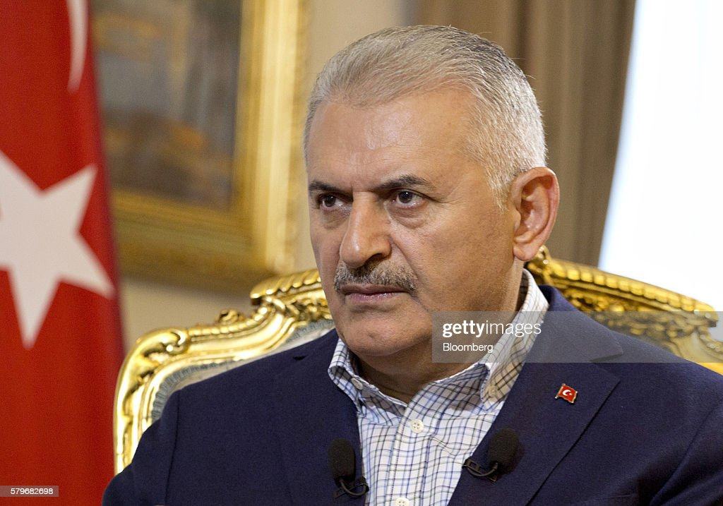 Turkey's Prime Minister Binali Yildirim Interview