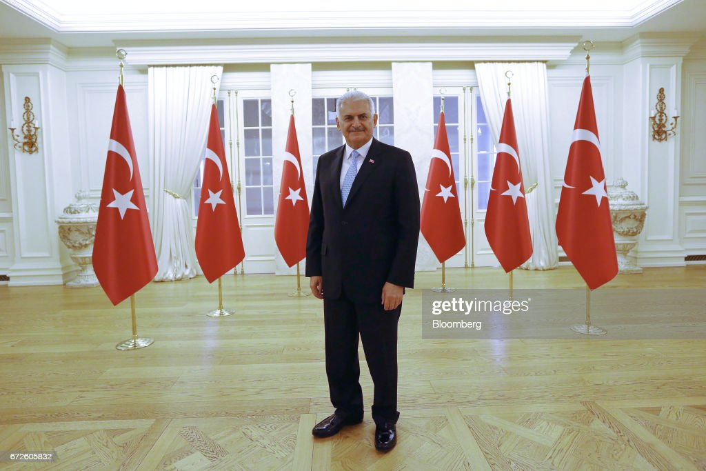 Turkish Prime Minister Binali Yildirim Interview
