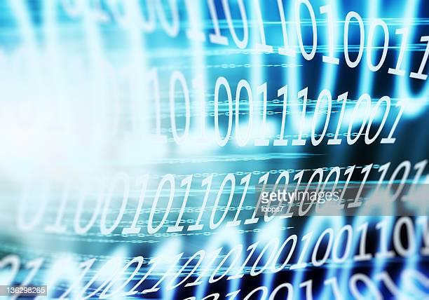 binary code chaotic movement